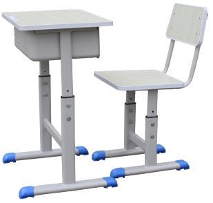 单人课桌椅 MSD-KZY-D05-2