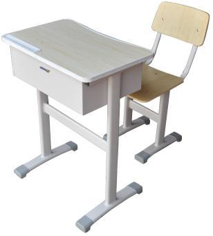 单人课桌椅 MSD-KZY-D01-1