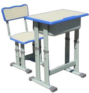 单人课桌椅 MSD-KZY-D03