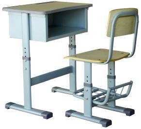 单人课桌椅 MSD-KZY-D06-1