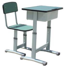 单人课桌椅 MSD-KZY-D05-6