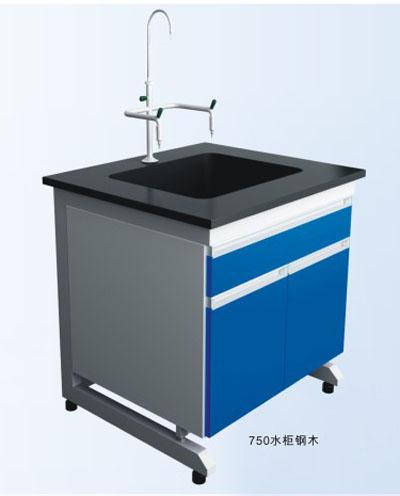美万博博彩官网钢木单水池柜